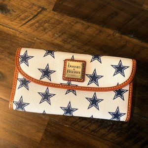 Dallas Cowboys Dooney and Bourke Wallet